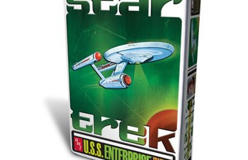 AMT : U.S.S. Enterprise™ Space Ship – Collector's Edition