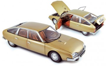 Norev : Citroën CX 1974 Sable Cendré  (1/18)