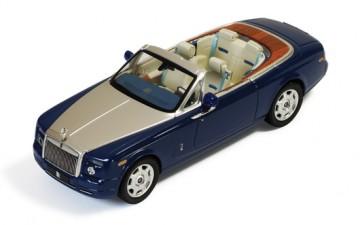IXO : Rolls Royce Phantom (schaal 1/43)