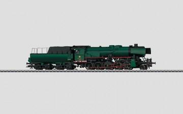 Märklin HO : Steam Locomotive with a Tub-Style Tender. (Serie 26, SNCB/NMBS)