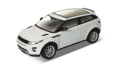 Welly: RANGE ROVER EVOQUE (SCHAAL 1/18)