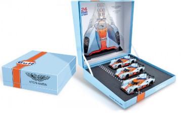 Norev : Aston Martin LMP1 Le Mans 2009 N°7, N°8, N°9 (1/43)