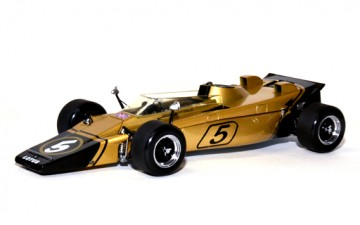 TSM-Models : 1971 Lotus 56B Turbine F1 (1/18)