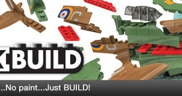Nieuw van Airfix : Quick Build