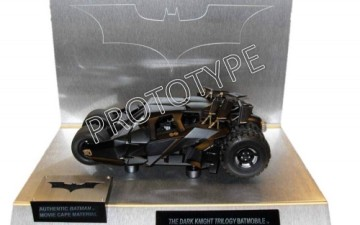 Hotwheels BCJ99 – THE DARK KNIGHT BATMOBILE