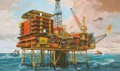 REVELL Off-shore Oilrig