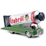 """NOREV Camion """"Tube de Brillantine""""  1956"""