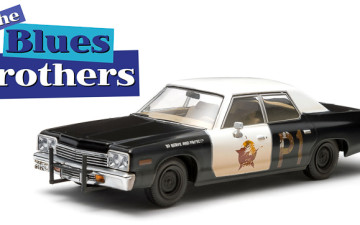 "DODGE MONACO 1974 – ""Blues Brothers"""