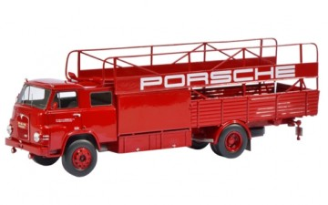 "MAN ""Porsche Renntransporter"""