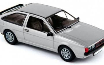 Norev VW Scirocco GT 1981 Zilver 1:43
