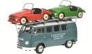 """VW T1 Bus """"Kleinschnittger"""" – schaal 1/18"""