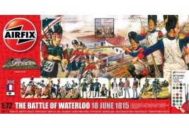 Battle of Waterloo 1815-2015 Gift Set 1:72