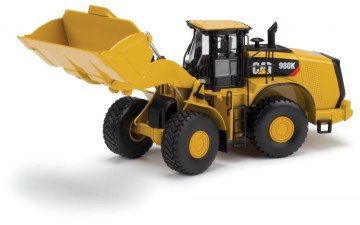 CAT 980K Wheel Loader – Material Handling Configuration 55289