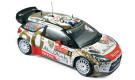 CITROËN DS 3 WRC – Rally Monte Carlo 2015 – Loeb / Elena