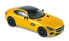 Mercedes-AMG GT 2015 – Yellow