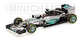 MERCEDES AMG PETRONAS F1 TEAM W06 HYBRID – LEWIS HAMILTON – MONACO GP 2015 L.E. 500 pcs.