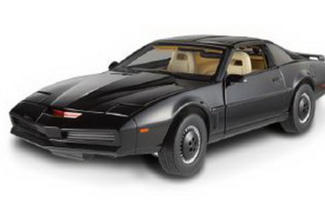 Knight Rider 1982 Pontiac Firebird Trans Am K.I.T.T. by Mattel Hot Wheels BLY60