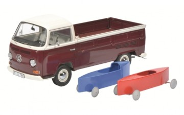 VW T2 Pick Up with soap boxes