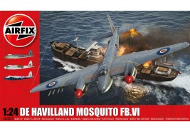 De Havilland Mosquito FBVI 1:24