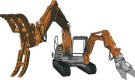 1/35 Hitachi Double Arm Working Machine Astaco Neo
