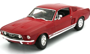 FORD MUSTANG GTA FASTBACK – 1967