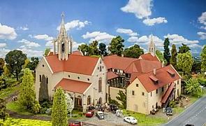 FALLER 130816 : Kloster Bebenhausen