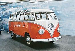 Revell : Volkswagen T1 SAMBA BUS