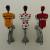 The Original Flandriens : Handgeschilderde miniatuur wielrenners vervaardigd uit Zamak
