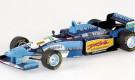 BENETTON RENAULT B195 1995 M.SCHUMACHER (World champion) (Without figurine)
