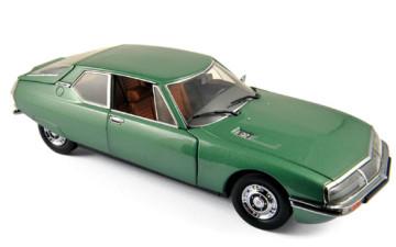 Citroën SM 1971 – Vert Argente Métallisé