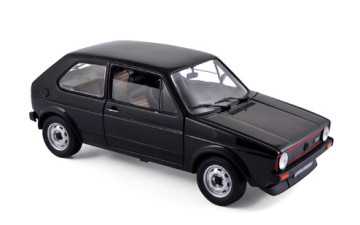 Volkswagen Golf GTI 1976 – Black