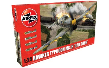 Hawker Typhoon 1B – Car Door 1:24