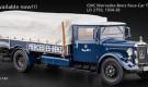 CMC Mercedes-Benz LKW Renntransporter LO2750, 1934-1938