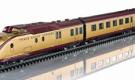 MÄRKLIN 37603  : Speciale trein VT 11.5 veredelt met goud!!!