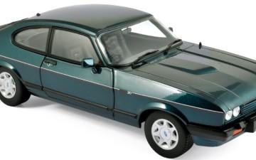 """Ford Capri 280 """"Brooklands"""" 1986"""