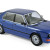BMW M535i 1987 Blue metallic