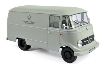 Mercedes-Benz L319 Van – Deutsche Post Grey