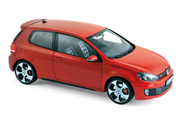 Volkswagen Golf GTI 2009 – Tornado Red