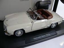 NOREV 183539 – MERCEDES-BENZ  190SLO 1957