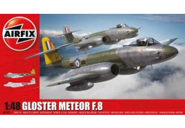 AIRFIX : Gloster Meteor F8 1:48