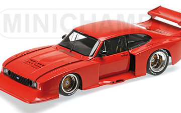 FORD CAPRI TURBO GR.5 – RED – 1979 L.E. 504 pcs.