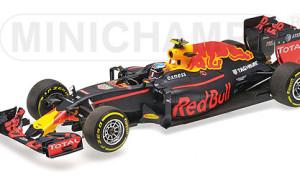 RED BULL RACING TAG HEUER RB12 – MAX VERSTAPPEN – WINNER SPANISH GP 2016 L.E. 1670 pcs.