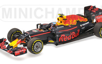 RED BULL RACING TAG HEUER RB12 – MAX VERSTAPPEN – WINNER SPANISH GP 2016 L.E. 1670 pcs.