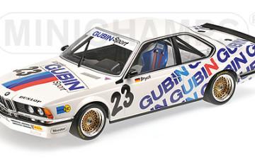 BMW 635 CSI – GUBIN SPORT – STRYCEK – DPM WINNER 1984 L.E. 1002