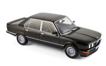 BMW M535i 1980 – Black
