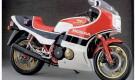 HONDA CB1100R 1982 (RC II) WHITE/TURQUOISE