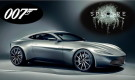"ASTON MARTIN DB10 JAMES BOND ""SPECTRE"" (NEW MOVIE 10/2015) MOVING PARTS"
