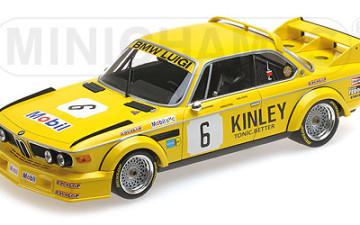 BMW 3.0 CSL – LUIGI RACING – VAN HOVE/XHENCEVAL/DIEUDONNÉ – WINNERS BRANDS HATCH 500 KM 1979 L.E.