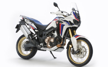 TAMIYA : Honda CRF 1000L Africa Twin