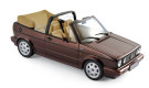 Volkswagen Golf Cabriolet Classic Line 1992 – Red metallic